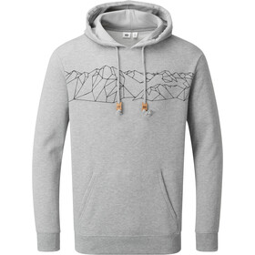 tentree Geo Mountain Classic Hættetrøje Herrer, grå
